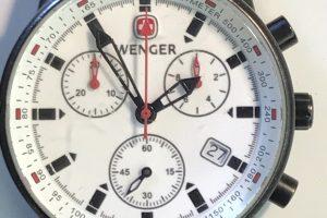 WENGER(ウェンガー) 機械交換
