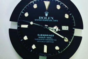 ROLEX SUBMARINER 分解掃除